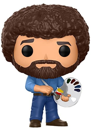 Bob Ross Pop Doll